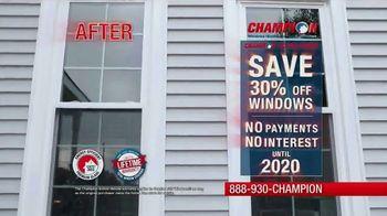 Champion Windows TV Spot, 'Save Big' - Thumbnail 2