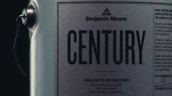 Benjamin Moore Century TV Spot, 'A Difference You Can Feel' - Thumbnail 9