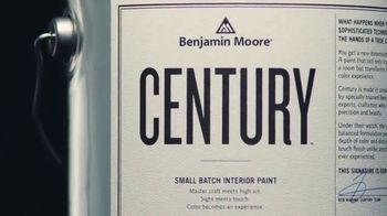 Benjamin Moore Century TV Spot, 'A Difference You Can Feel'