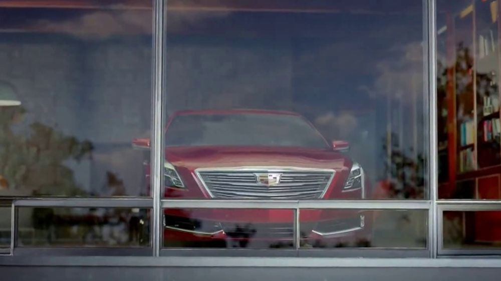Cadillac Made To Move Sales Event Tv Commercial 2018 Ct6 T2