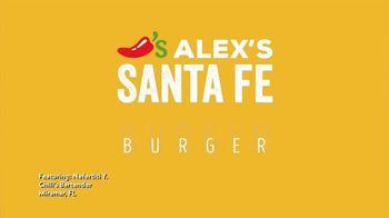 Chili's Alex's Santa Fe Burger TV Spot, 'Flavor on Flavor' - Thumbnail 2