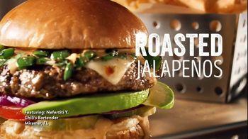 Chili's Alex's Santa Fe Burger TV Spot, 'Flavor on Flavor' - Thumbnail 3