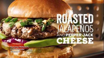 Chili's Alex's Santa Fe Burger TV Spot, 'Flavor on Flavor' - Thumbnail 4