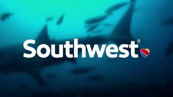 Southwest Airlines Dare to Dive Sweepstakes TV Spot, 'Shark Week' - Thumbnail 3