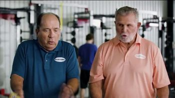 Blue-Emu Pain Relief Cream TV Spot, 'Cold Bath' Feat. Mike Ditka, Johnny Bench - Thumbnail 6