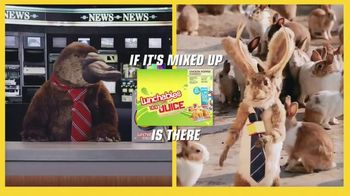 Lunchables TV Spot, 'Mixed Up Alerts: Live on the Scene' - Thumbnail 10