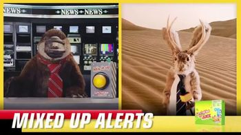 Lunchables TV Spot, 'Mixed Up Alerts: Live on the Scene' - Thumbnail 2