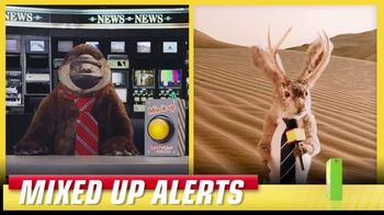 Lunchables TV Spot, 'Mixed Up Alerts: Live on the Scene' - Thumbnail 3