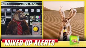 Lunchables TV Spot, 'Mixed Up Alerts: Live on the Scene' - Thumbnail 4
