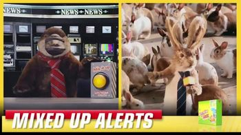 Lunchables TV Spot, 'Mixed Up Alerts: Live on the Scene' - Thumbnail 6
