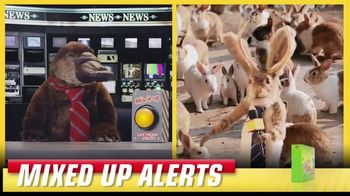 Lunchables TV Spot, 'Mixed Up Alerts: Live on the Scene' - Thumbnail 7