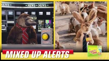 Lunchables TV Spot, 'Mixed Up Alerts: Live on the Scene' - Thumbnail 8
