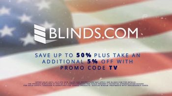 Blinds.com 4th of July Sale TV Spot, 'Save on Everything' - Thumbnail 6