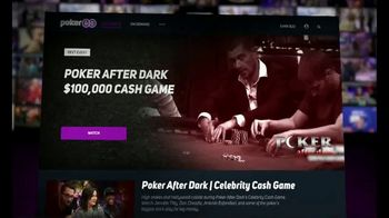 PokerGO TV Spot, 'Get in the Game' - Thumbnail 3