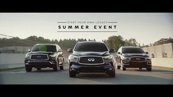 Infiniti Summer Sales Event TV Spot, 'If It's Not German' [T1] - 1431 commercial airings