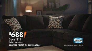 Big Lots Fourth of July Deals TV Spot, 'Serving Families: Sectionals' - Thumbnail 9