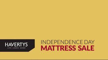 Havertys Independence Day Mattress Sale TV Spot, 'Perfect Mattress' - Thumbnail 6