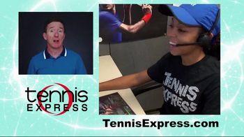 Tennis Express TV Spot, 'Why Shop?'