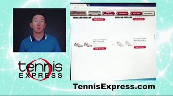 Tennis Express TV Spot, 'Why Shop?' - Thumbnail 3