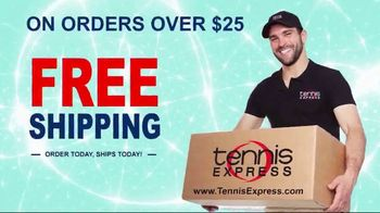 Tennis Express TV Spot, 'Why Shop?' - Thumbnail 7