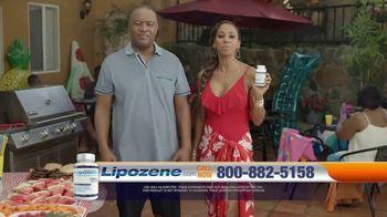 Lipozene TV Spot, 'Bikini Season' Feat. Holly Robinson Peete, Rodney Peete - Thumbnail 4