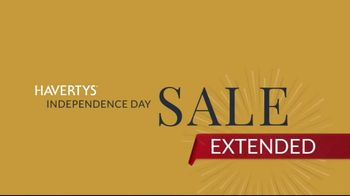 Havertys Independence Day Sale TV Spot, 'Extended' - Thumbnail 5