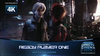 DIRECTV Cinema TV Spot, 'Ready Player One'