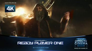 DIRECTV Cinema TV Spot, 'Ready Player One' - Thumbnail 7