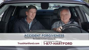 The Hartford TV Spot, 'Take a Ride' Featuring Matt McCoy - 847 commercial airings