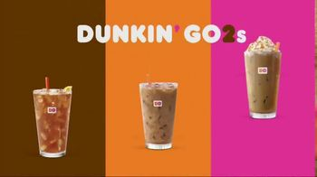 Dunkin Donuts Go2s Tv Commercial Double Your Favorites