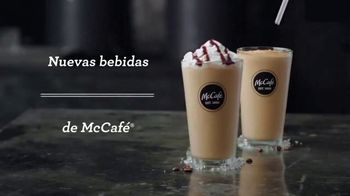 McCafe Cold Brew Frappé y Frozen Coffee TV Spot, 'Más frío' [Spanish] - Thumbnail 1