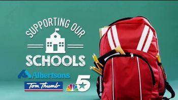 Albertsons TV Spot, 'Supportig Our Schools' - Thumbnail 4