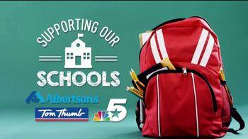 Albertsons TV Spot, 'Supportig Our Schools' - Thumbnail 5