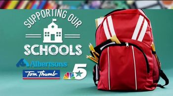 Albertsons TV Spot, 'Supportig Our Schools' - Thumbnail 6