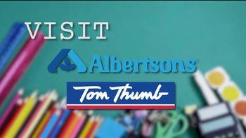 Albertsons TV Spot, 'Supportig Our Schools' - Thumbnail 7