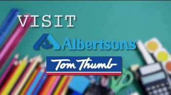 Albertsons TV Spot, 'Supportig Our Schools' - Thumbnail 8