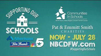 Albertsons TV Spot, 'Supportig Our Schools' - Thumbnail 9