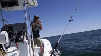 South Bend Fishing Recluse TV Spot, 'Isolated Graphite Performance' - Thumbnail 3
