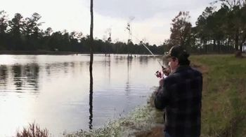 South Bend Fishing Recluse TV Spot, 'Isolated Graphite Performance' - Thumbnail 4