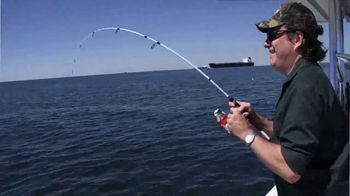 South Bend Fishing Recluse TV Spot, 'Isolated Graphite Performance' - Thumbnail 6