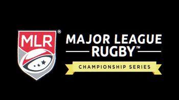 Major League Rugby TV Spot, 'Championship Series' - Thumbnail 1