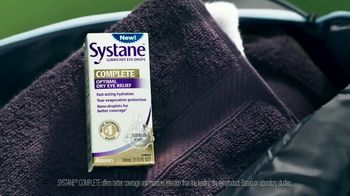 SYSTANE Complete TV Spot, 'Hit Right Back' Feat. Venus Williams - Thumbnail 5