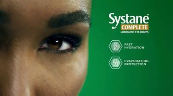 SYSTANE Complete TV Spot, 'Hit Right Back' Feat. Venus Williams - Thumbnail 7