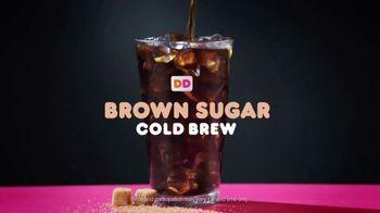 Dunkin' Donuts Brown Sugar Cold Brew TV Spot, 'Bold Meets Sweet' - Thumbnail 10