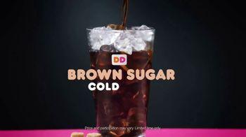 Dunkin' Donuts Brown Sugar Cold Brew TV Spot, 'Bold Meets Sweet' - Thumbnail 8