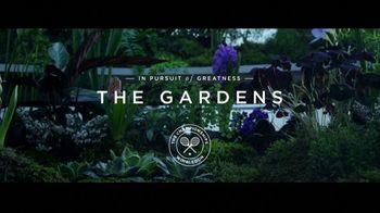 Wimbledon TV Spot, 'Wimbledon 2018: The Gardens' - 22 commercial airings