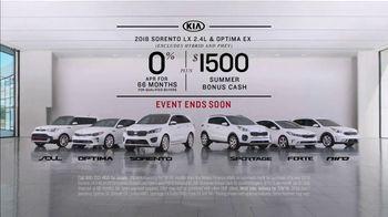 Kia America's Best Value 4th of July Event TV Spot, 'Hamburgers: Whole Lot of Hamburgers' [T2] - Thumbnail 8