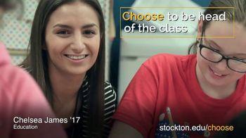 Stockton University TV Spot, 'Head of the Class' - Thumbnail 2