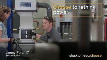 Stockton University TV Spot, 'Head of the Class' - Thumbnail 3