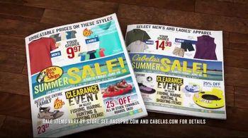 Bass Pro Shops Summer Sale TV Spot, 'Shirts and Coolers' - Thumbnail 4